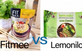 Mie Lemonilo vs Fitmee