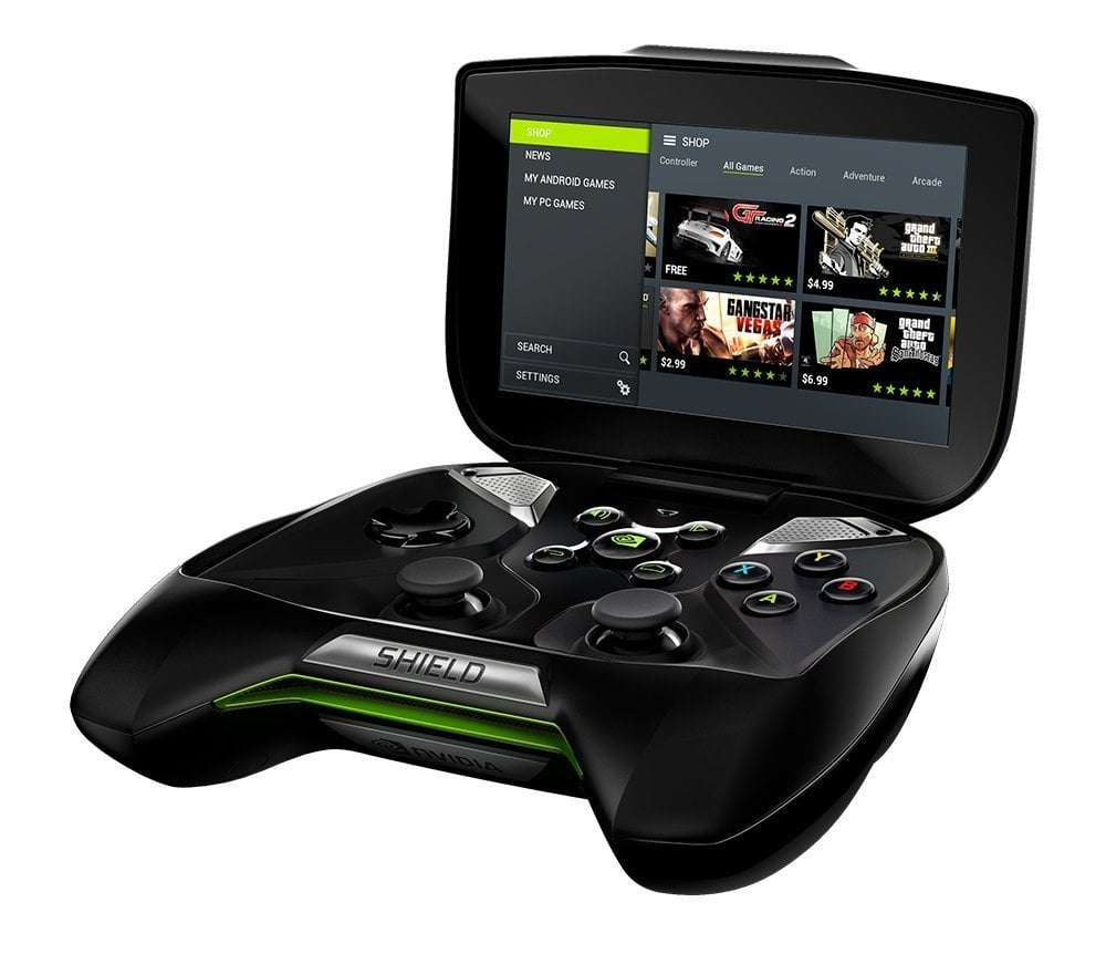Ps Nvidia Shield vs Ps Sony Vita