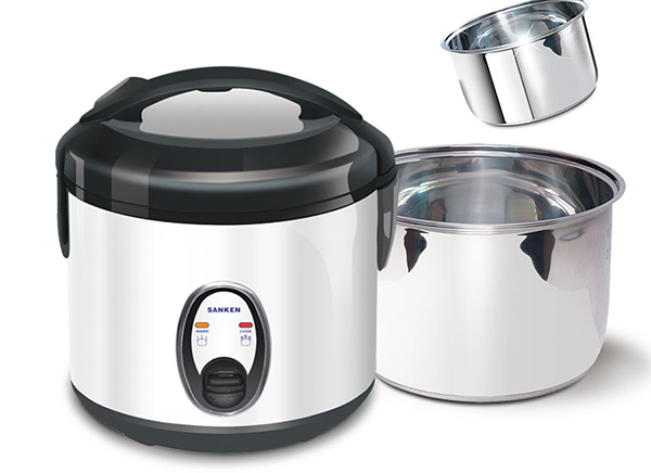 Rice Cooker Keramik vs Stainless