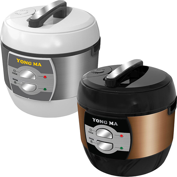 Rice Cooker Yong Ma vs Cosmos