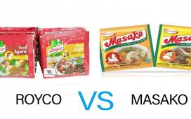 Royco vs Masako