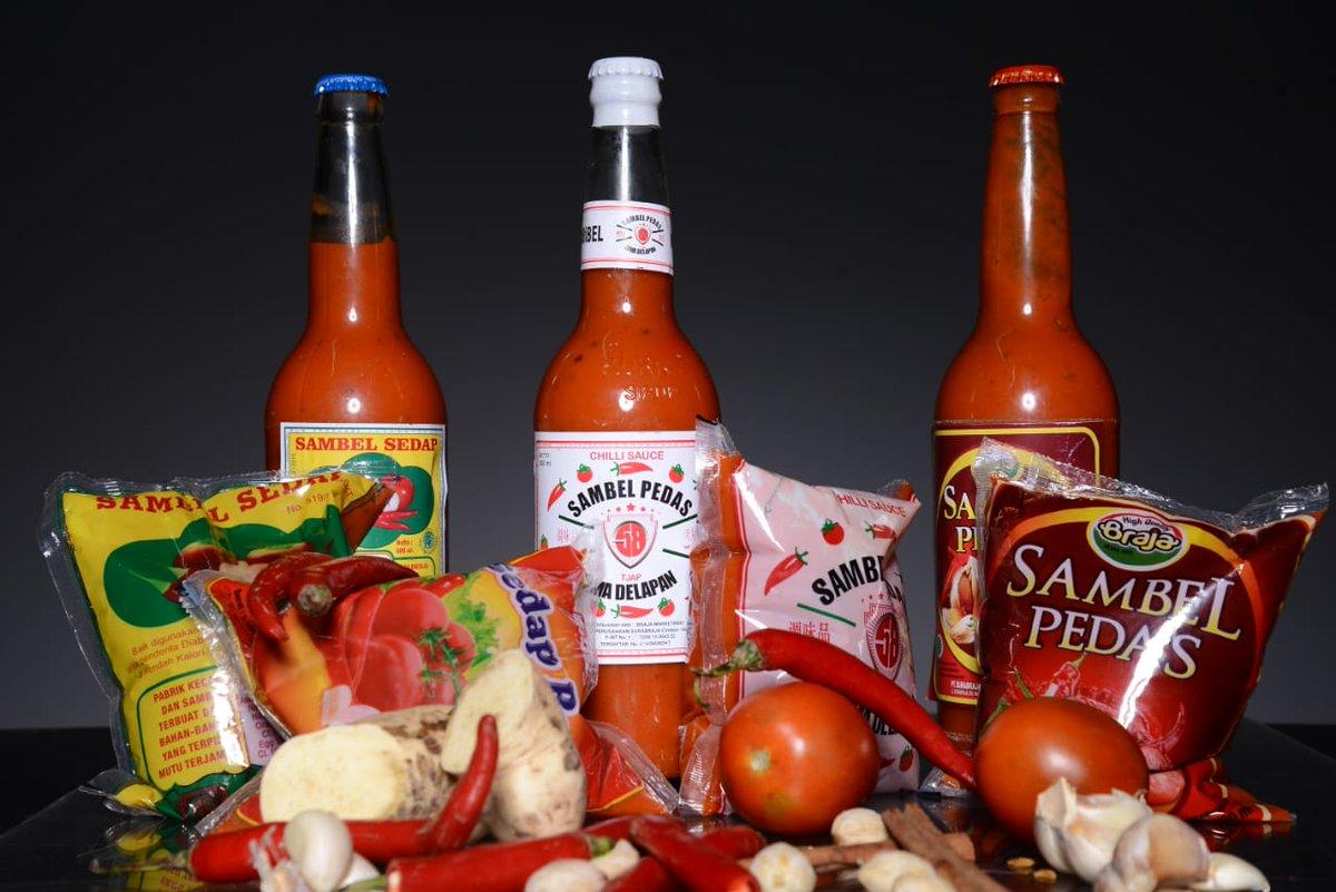 Saus Tomat vs Sambal
