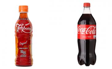 Coca Cola vs Teh Botol Sosro