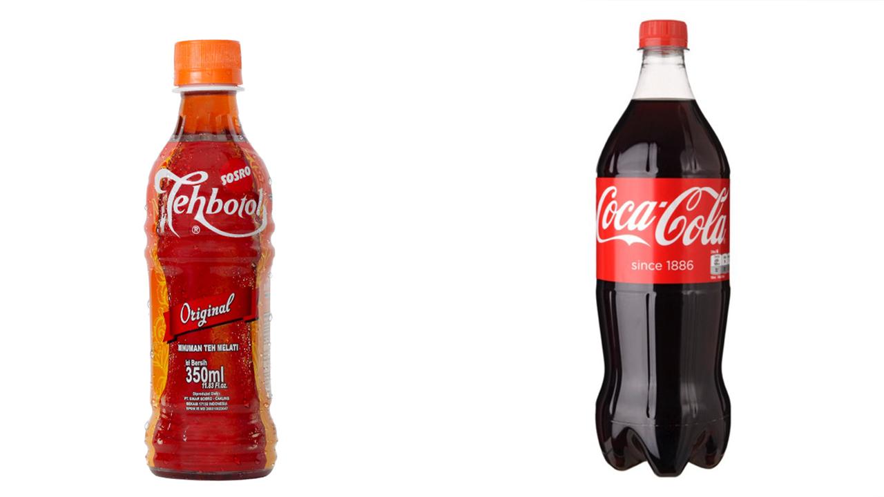 Coca Cola vs Teh Botol Sosro 3