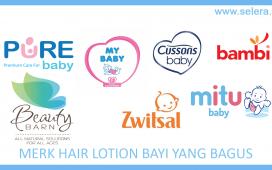 Merk Hair Lotion Bayi Yang Bagus