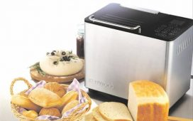 Bread Maker atau Mixer?