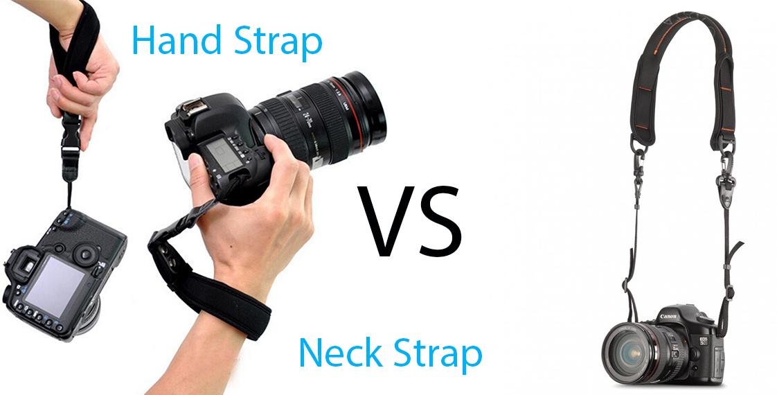Hand Strap vs Neck Strap