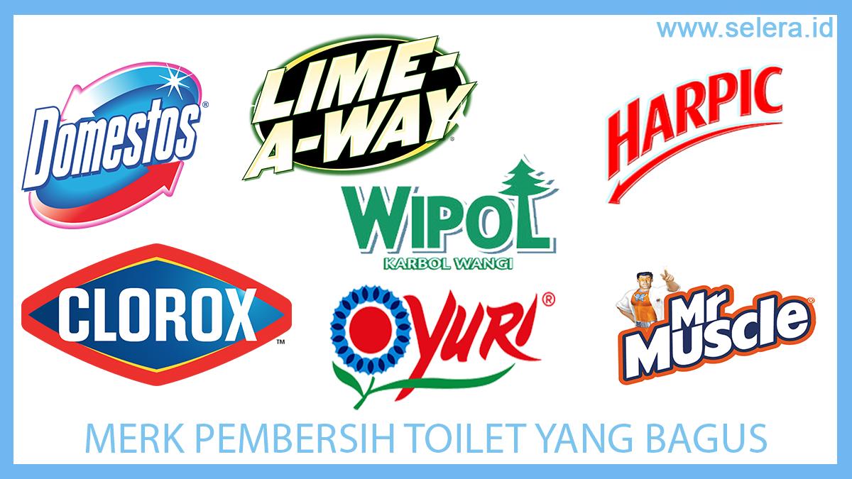Merk Pembersih Toilet Yang Bagus