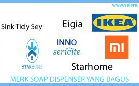 Merk Soap Dispenser Yang Bagus