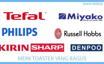 Merk Toaster Yang Bagus