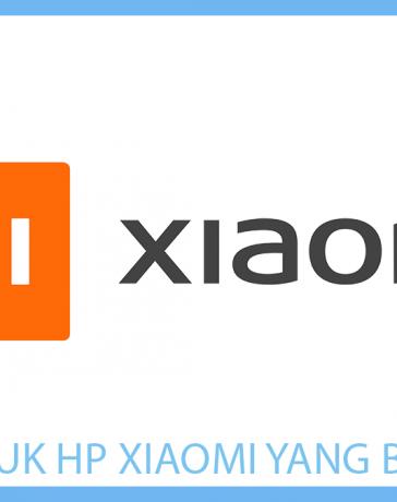Produk Hp Xiaomi Yang Bagus