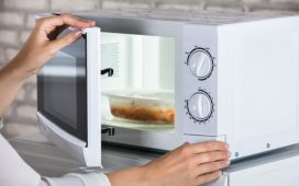 Toaster vs Microwave